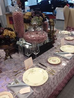 Love the pearls! Bridal Extravaganza of Atlanta  Feb 2013 Bridal Show. Get #wedding ideas at our next bridal show on Aug 18th www.beabride.ne