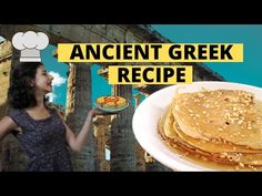 ANCIENT GREEK RECIPE | MAKE ANCIENT GREEK FOOD AT HOME | COOK LIKE THE ANCIENT GREEKS - YouTube