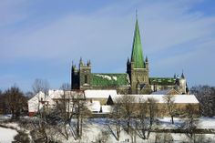 Nidarosdomen,Trondheim