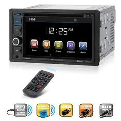 One of the best ways to take time off traffic and the long commute is to listen to the radio. you need the best car stereo for listen to. Radios, Boss Audio, Car Audio, Usb, Car Head Units, Touch Screen Car Stereo, Mp3 Player, Fm Radio Receiver, Pickup Trucks