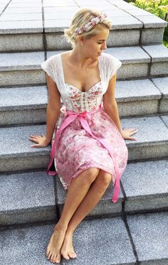 Dirndl INA Marianne (Beauty Fashion Sexy Legs)