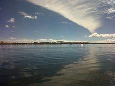 Lago Titicaca w Puno, Puno