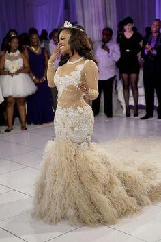 Kandi Burruss Wedding: Kandi Burruss -- (Photo by: Wilford Harewood/Bravo) #RHoA