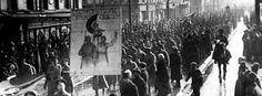 """Februarrevolution: """"Es wird viel Blutvergießen geben"""""""