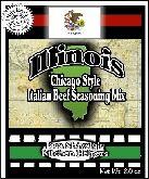 Kitcheneez - Illinois Chicago Italian Beef $5.00
