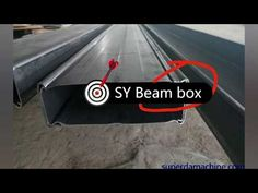 Roll Forming, Machine Video, Box, Beams, Innovation, Snare Drum, Exposed Beams