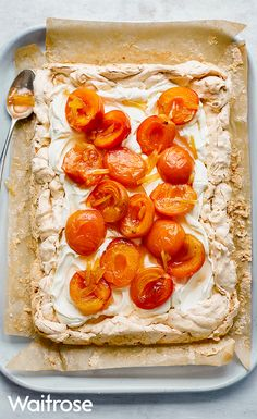 Have a go at making our hazelnut meringue with roasted apricots for a delicious gluten free dessert. Find our recipe on the Waitrose website.