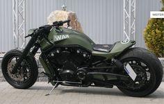 Harley Davidson V Rod No Limit Military Custom