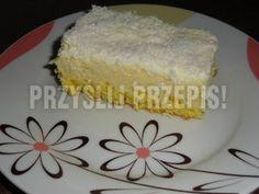 rafaello z biała czekoladą