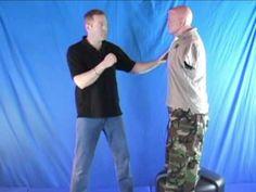 Close Quarters Combat Elbow Strike Secret - YouTube