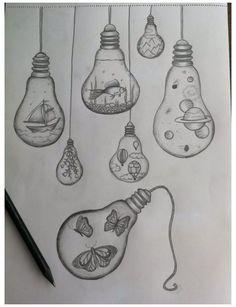 cool drawing creative