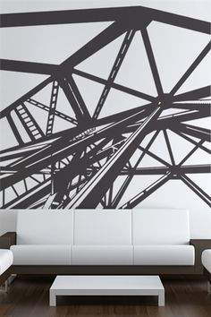 Wall Decals  Constuction Site