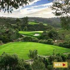 The Crosby at Rancho Santa Fe.  Best golf course in San Diego :)
