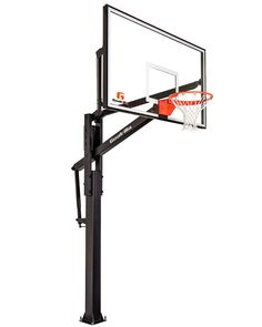 Explore our collection of the best home in-ground basketball hoops, including regulation size and height adjustable hoops that provide professional-level performance. Basketball Court Flooring, College Basketball, Rebounding, Home Goods, Explore, Collection, College Basket, Exploring