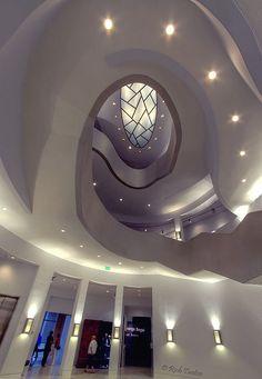 Norton Museum of Art - General Tsai Atrium (West Palm Beach, Florida)