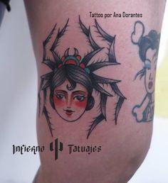 Tatuaje en Infierno Por Ana Dorantes 55540858 www.infiernotatua... #tattoo #tattoos #tattooideas #tattooed #tattooedgirl #tattooedmen #tattoolife #tattoostuff #cooltattoos #ink #inked #inkedgirl #inkedmen #inkedlife #inkedworld #infierno #infiernotatuajes #mexico #mx #mexicocity #df #awesome #girl #sexy