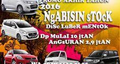 Promo Suzuki Mobil Akhir Tahun 2016