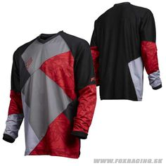 Freeride Aircool Jersey #cycling #jersey #foxracing