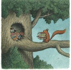 From book bandits to archive raiders, learn about some noteworthy library theft incidents. Read on, and be glad you have a library card. Arte Obscura, Alphonse Mucha, Children's Book Illustration, Whimsical Art, Book Nerd, Cute Drawings, Book Lovers, Book Worms, Childrens Books