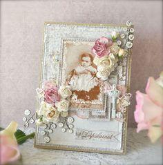 Stempelglede :: Vintage Baby - DT Cathrine Sandvik