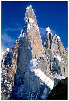 Cerro torre, Andes, Patagonia, Argentina.