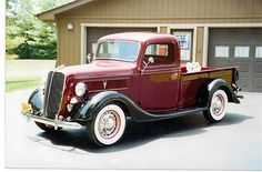 1938 Ford Pickup Maintenance of old vehicles: the material for new cogs/casters/gears/pads could be cast polyamide which I (Cast polyamide) can produce