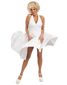 Marilyn Monroe Adult Womens Costume – Spirit Halloween