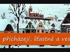 Vánoční koleda - Vánoce, Vánoce přicházejí