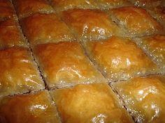 Authentic Greek Recipes: Baclava (Baklava)
