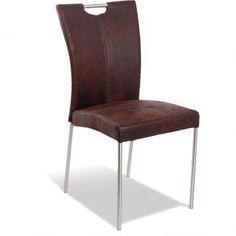 Cadeira Genebra Marrom – Acasa - http://batecabeca.com.br/cadeira-genebra-marrom-acasa-mobly.html
