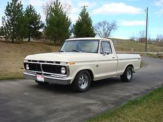 '75 Ford F100