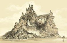 Wouter Tulp | Illustrator |: Der 7te Zwerg