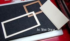 Although she uses the old Originals Die Cutting machine by Sizzix, the same principal works if you do NOT cover the whole die with your cutting plate.   Julie Warner - justwritedesigns - http://thewritestuff.justwritedesigns.com
