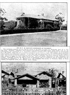 The Register (Adelaide, SA : 1901 - 1929), Thursday 8 April 1926, page 5, Prospect Residence - Above