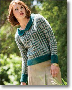 Downton! Knitting pattern