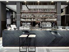 Sport Cafè, Locarno, 2014 - Studio Mabb