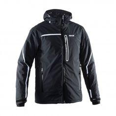 De 8848 Altitude Iron #softshell #winterjas voor heren heeft een optimale pasvorm en veel bewegingsvrijheid. Ideaal te dragen als #ski-jas of #snowboardjas.