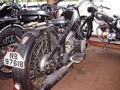 Zündapp-K500,           1933-1940, 498cc,  12,5hp, twin 4-stroke SV, cardan,