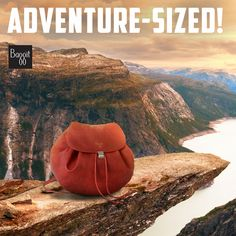 Bold, blazing and just the right size for your next adventure!