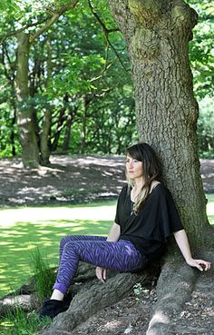 Singer KT Tunstall tells us how musicians can  reduce their carbon footprint- a solar powered recording studio perhaps?