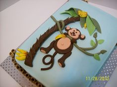 monkey cake - Google Search