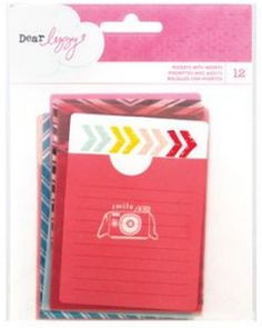 CHAWinter2014 American Crafts – Dear Lizzy Daydreamer (love these!)
