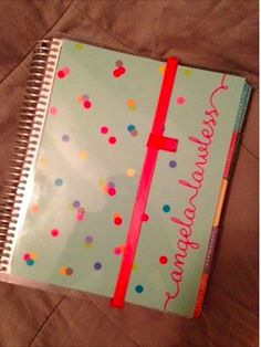 Gorgeous!! #eclifeplanner14: it's beautiful! Not in love with it's layout but it's functional - yanette