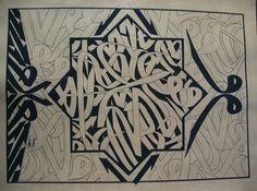 Graffiti Arabic Calligraphy