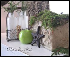 Down to Earth Style: Loving Greenery