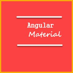 what is angular material by reference of angular material official site