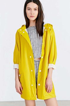 Tretorn Wings Rain Slicker, $85, available at Urban Outfitters.