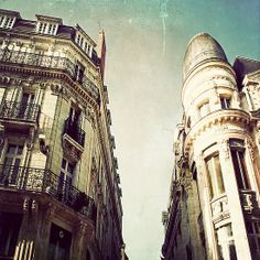 France Architecture, love these kinds of places