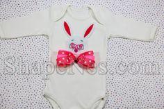 Bebek Badisi – Pembe Papyonlu Tavşan