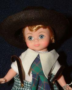 Madame Alexander # 17002 Dress Like Daddy 8 Inch Doll ~ Original Box